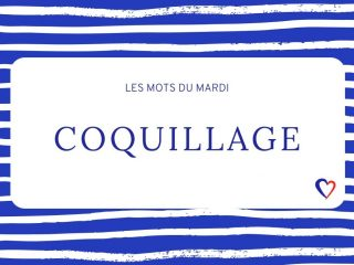 betekenis coquillage