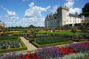 kasteel chateau villandry indre et loire centre loire frankrijk