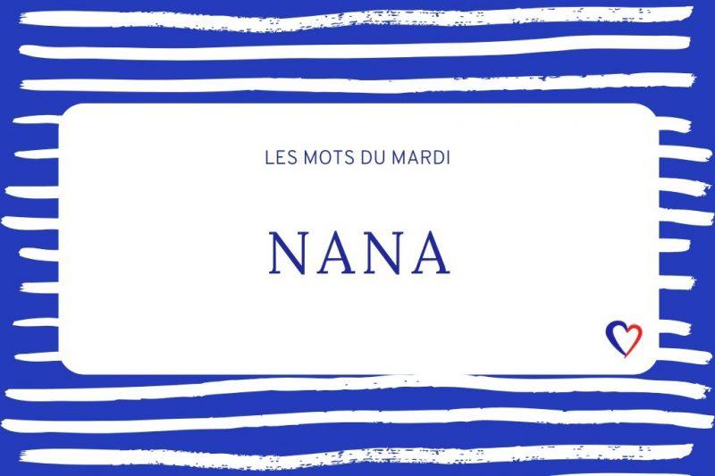 betekenis nana