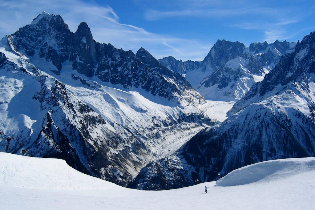 waarom frankrijk wintersport