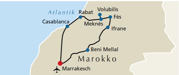 franse invloeden marokko