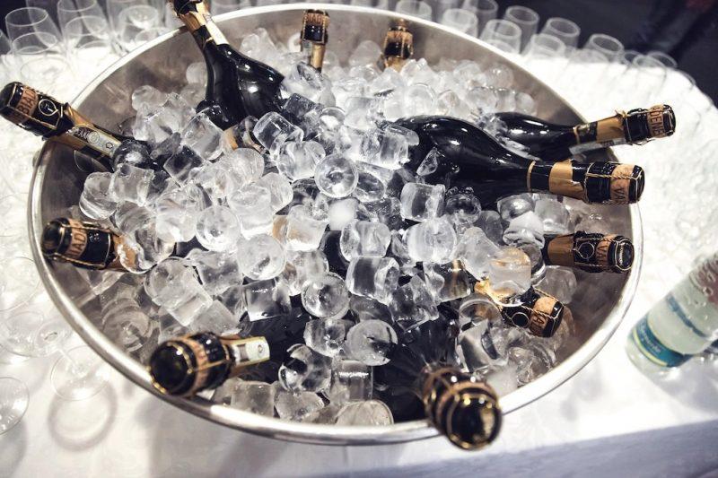 champagne onderscheiden