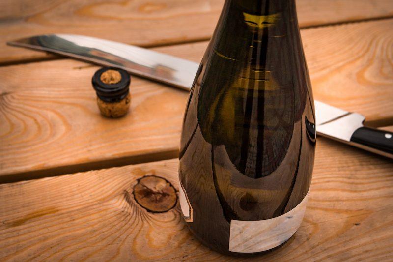 champagne sabreren