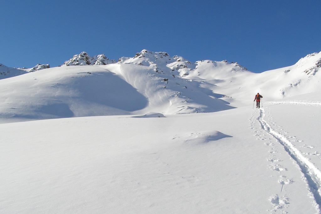 off piste skiën