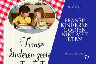 franse kinderen gooien niet met eten