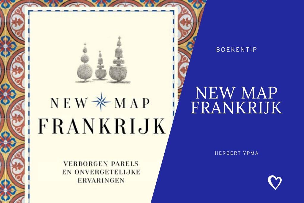 new map frankrijk