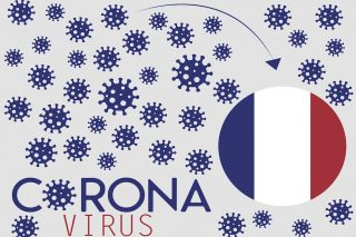coronavirus in frankrijk