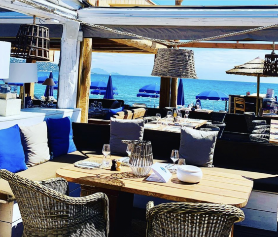 restaurant zee frankrijk