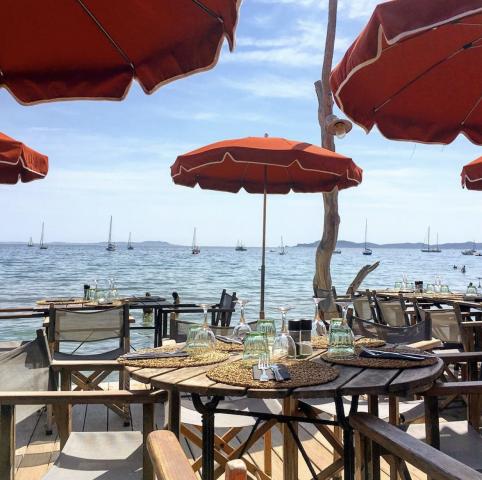 restaurant aan het water frankrijk