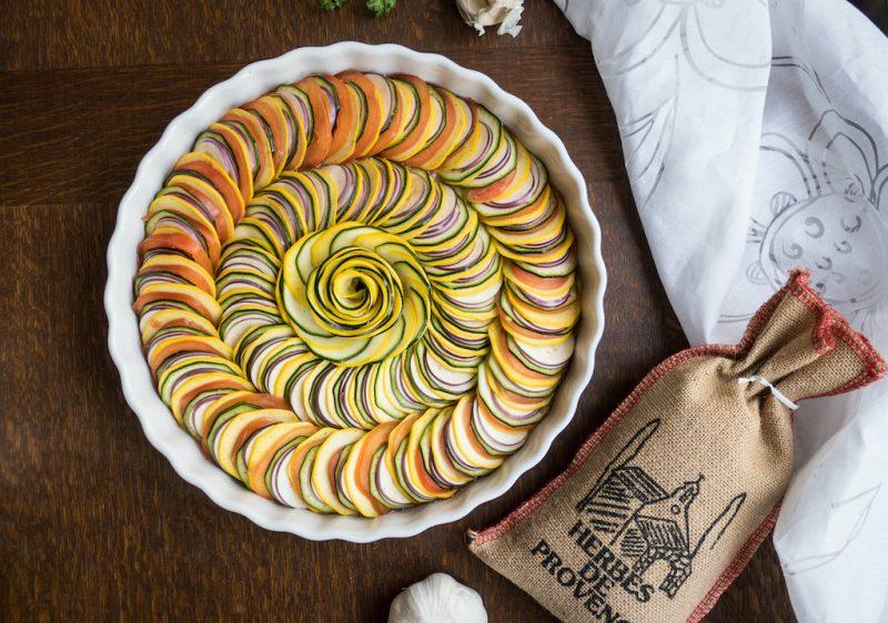 groente tian